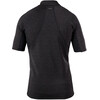 NRS M's HydroSkin 0.5 S/S Shirt Charcoal Heather